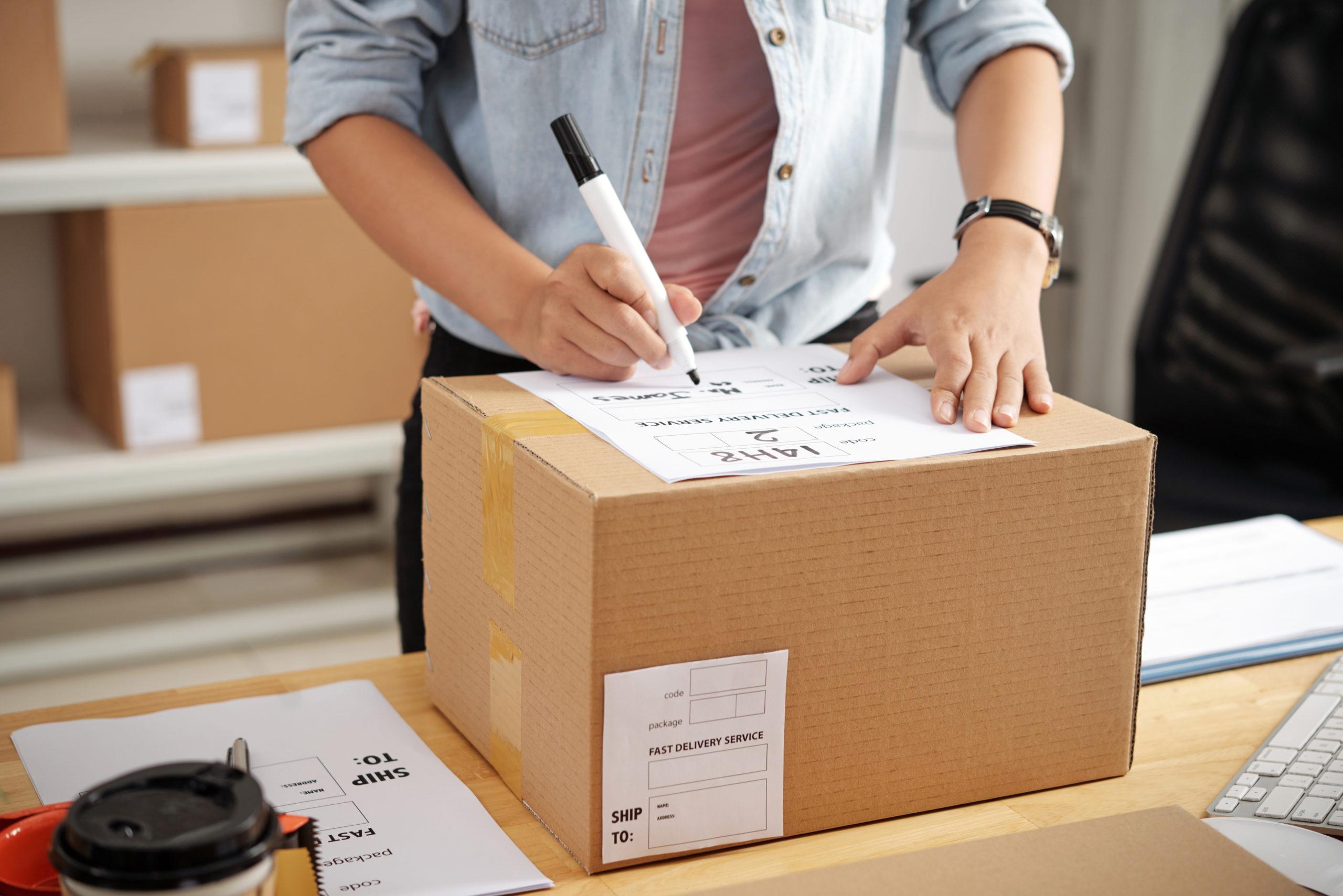 Logística en ecommerce: 3 empresas a tener en cuenta
