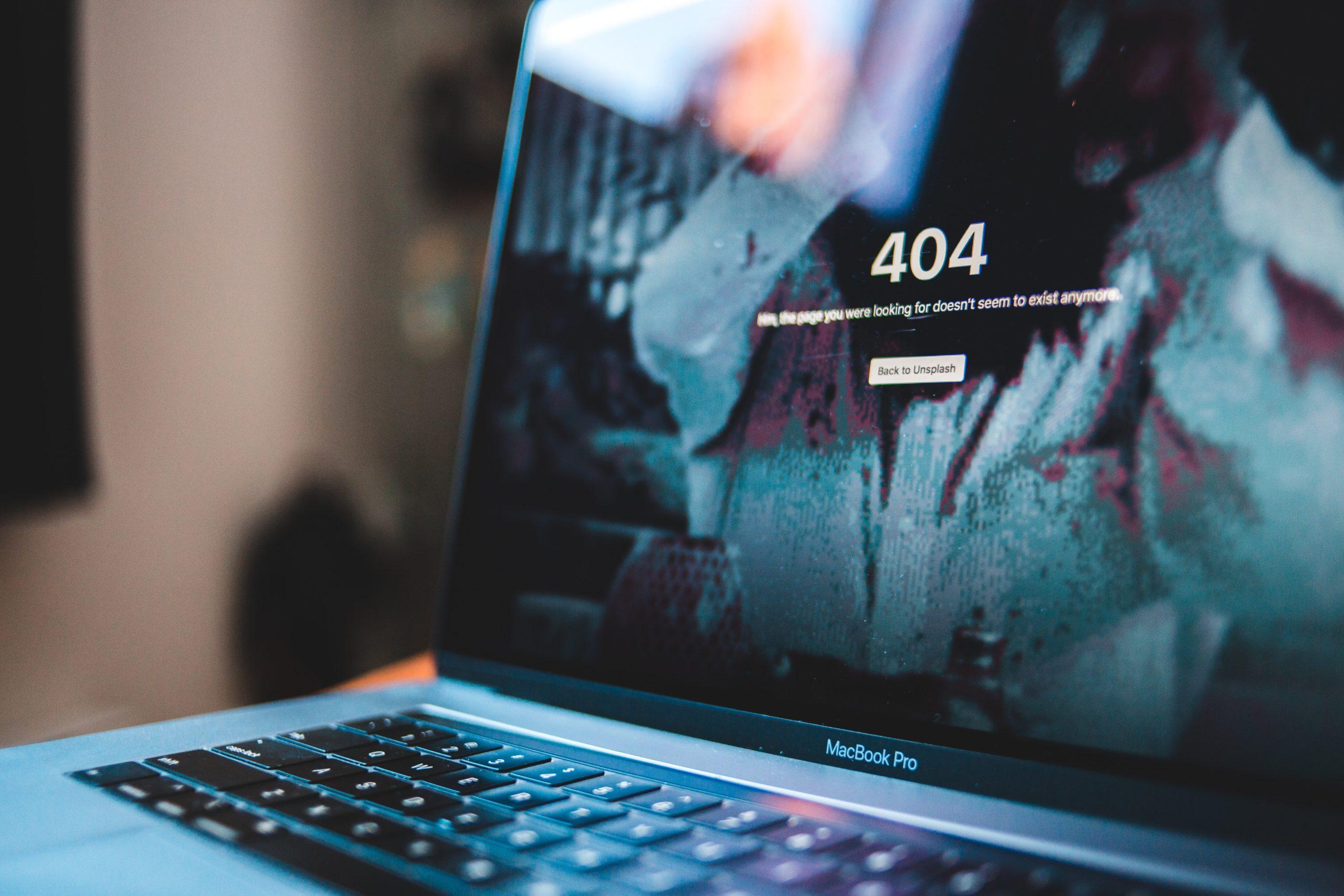 ¿Qué es el error 404? Cómo solucionarlo o personalizarlo