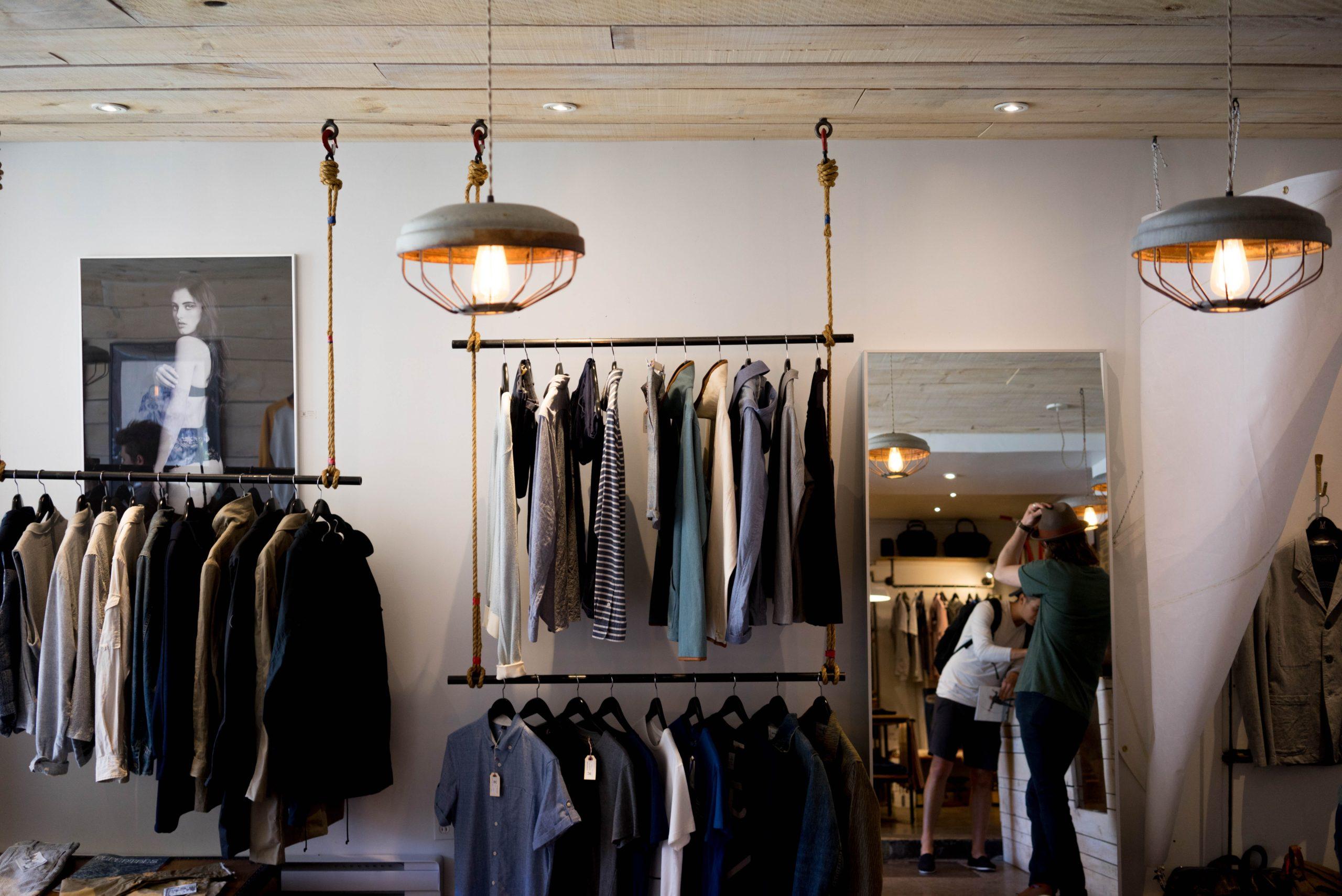 ¿Cómo montar una tienda de ropa?